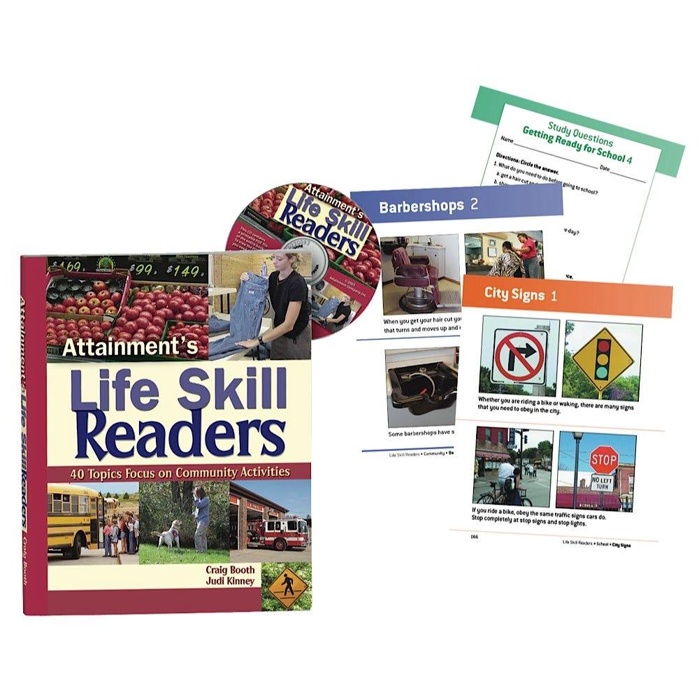 Life Skill Readers