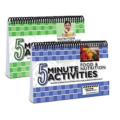 5 Minute Activities