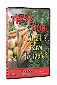Fresh Food: What Is Farm To Table? DVD