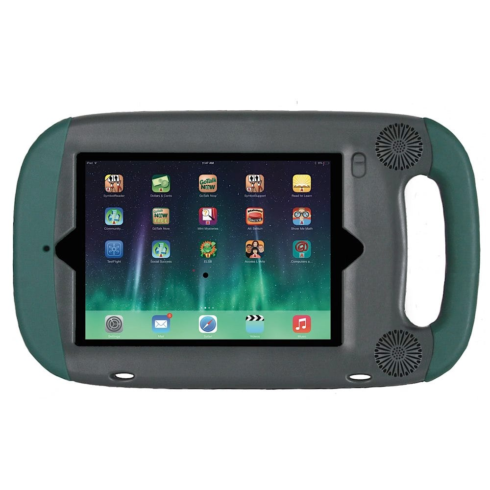 Attainment GoNow Rugged Case for iPad Mini 2/3