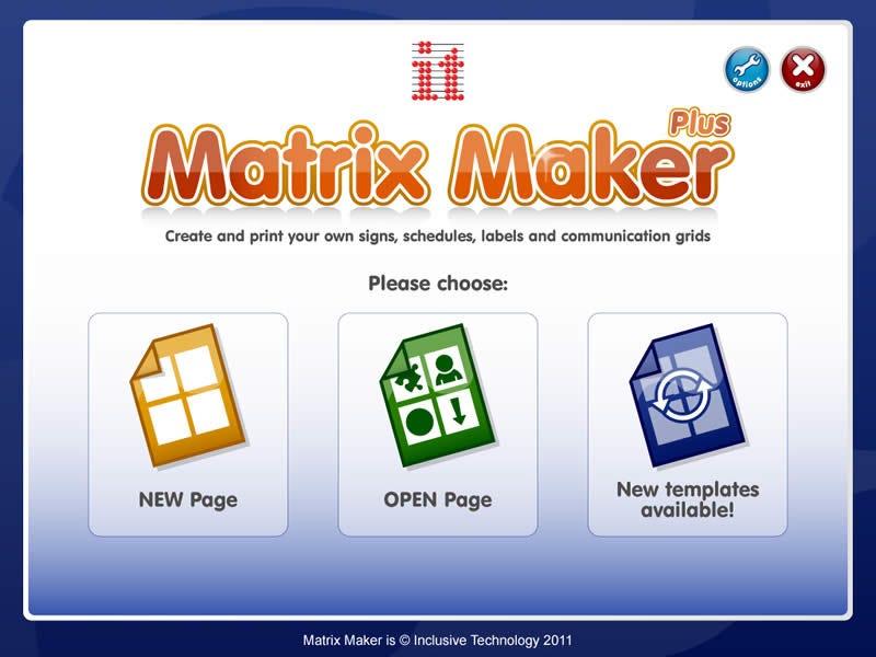 Matrix Maker Plus