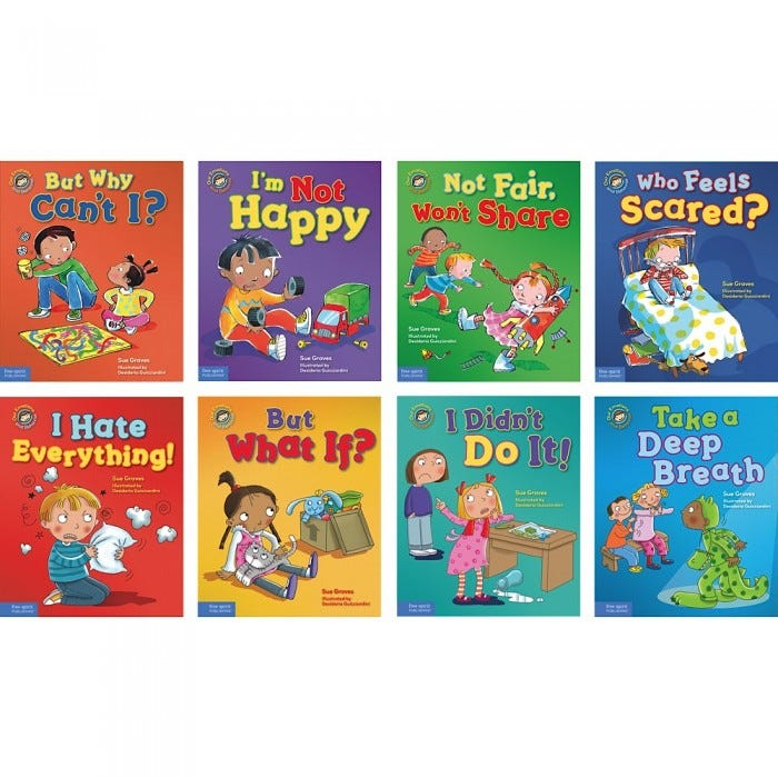 Our Emotions and Behaviors Books
