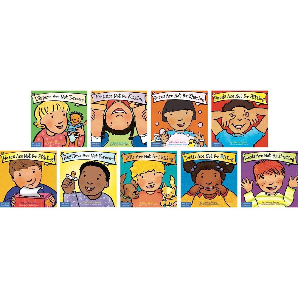Best Behavior Board Books