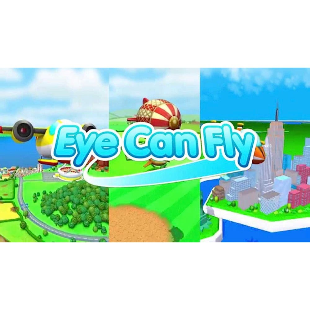 Eyegaze Eye Can Fly Software