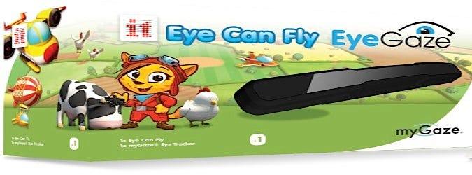 Eyegaze Eye Can Fly Bundle