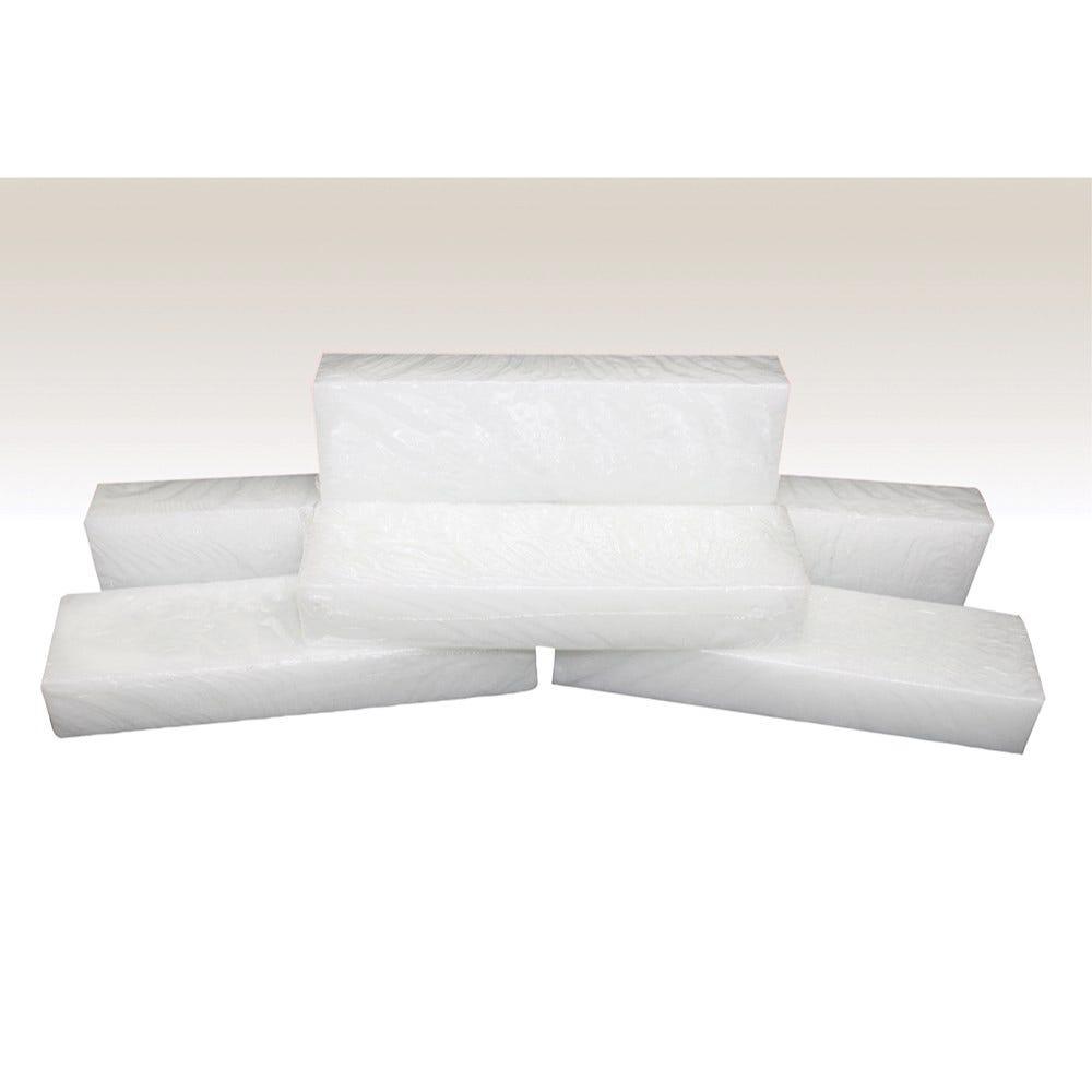 WaxWel Paraffin - 6 x 1 - lb Blocks