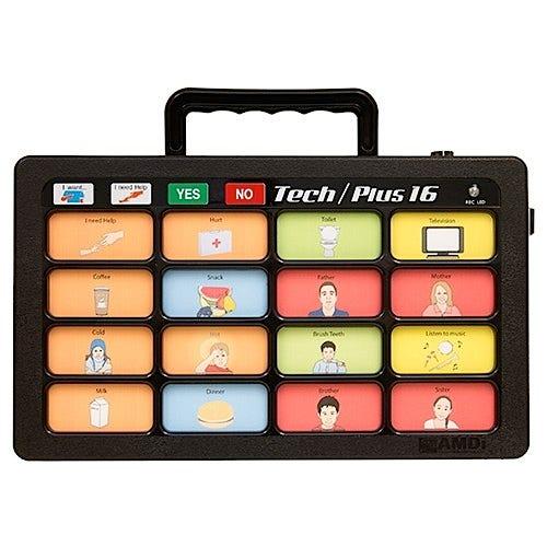 Tech/Plus 16 12-Level Communication Devices