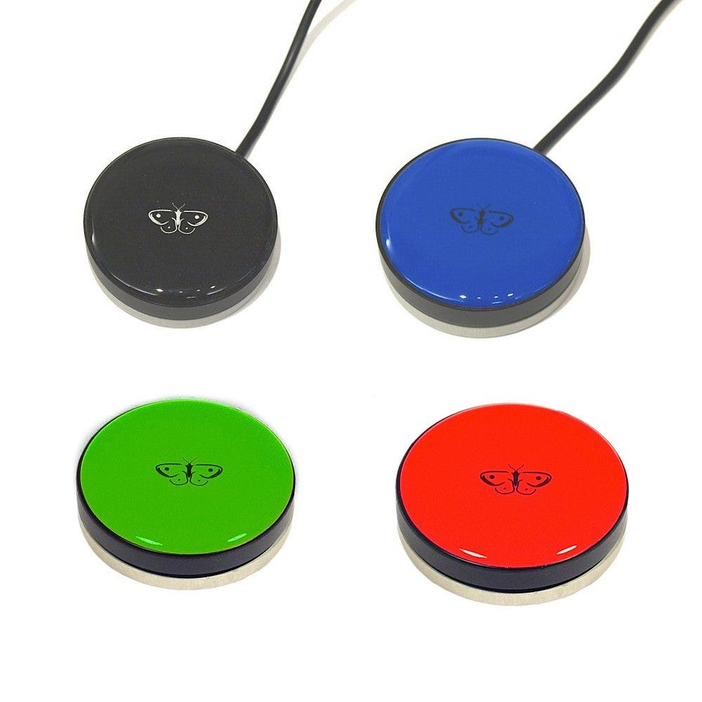 """PikoButton 2"""" Light Activation Switches"""