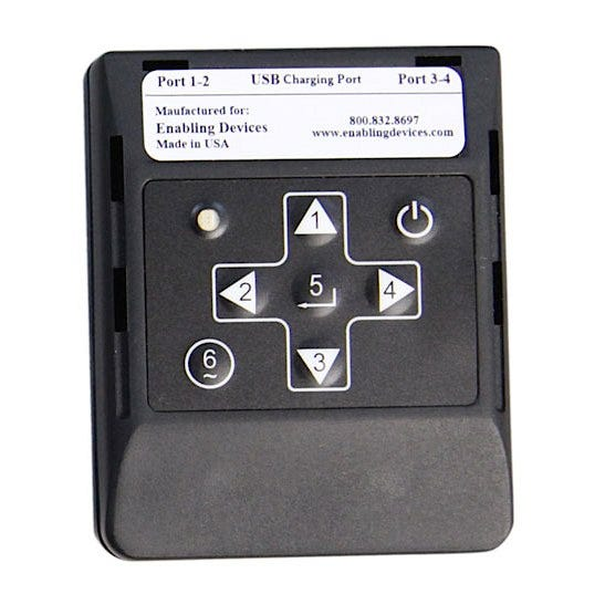 Enabling Devices Wireless Switch Interface