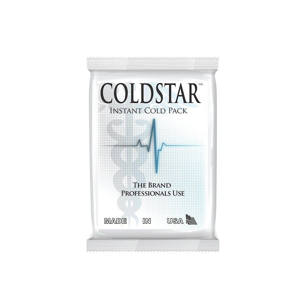 """Cold Pack, Instant, Standard, Insulated One Side, 6"""" x 9"""", Reusable, 24/cs"""
