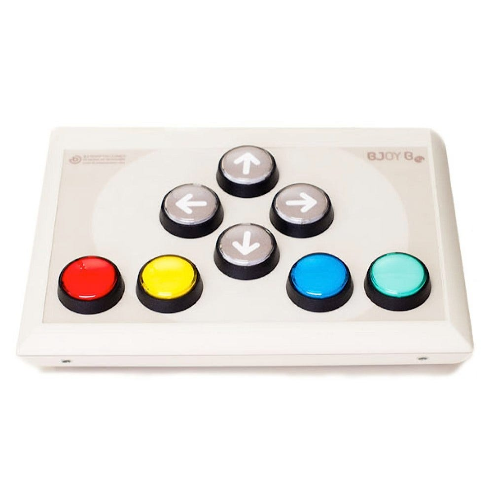 BJOY Button
