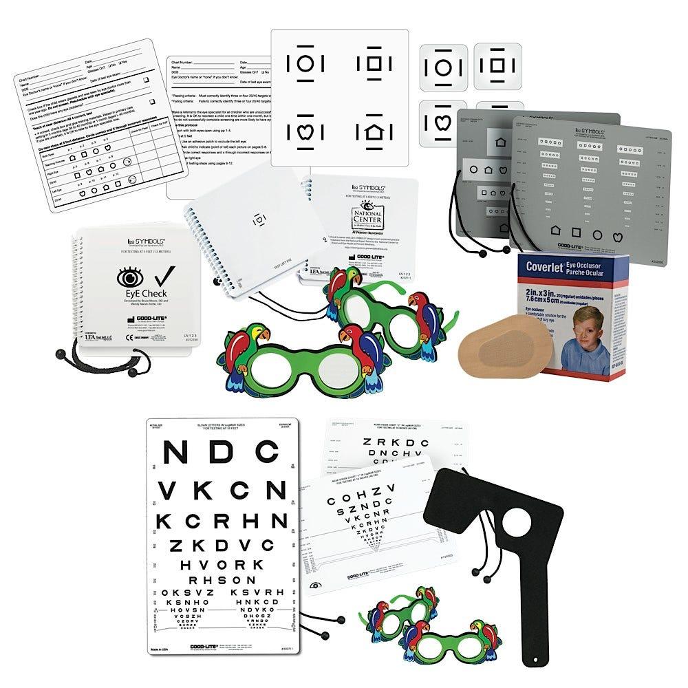 Washington State Vision Screening Kit