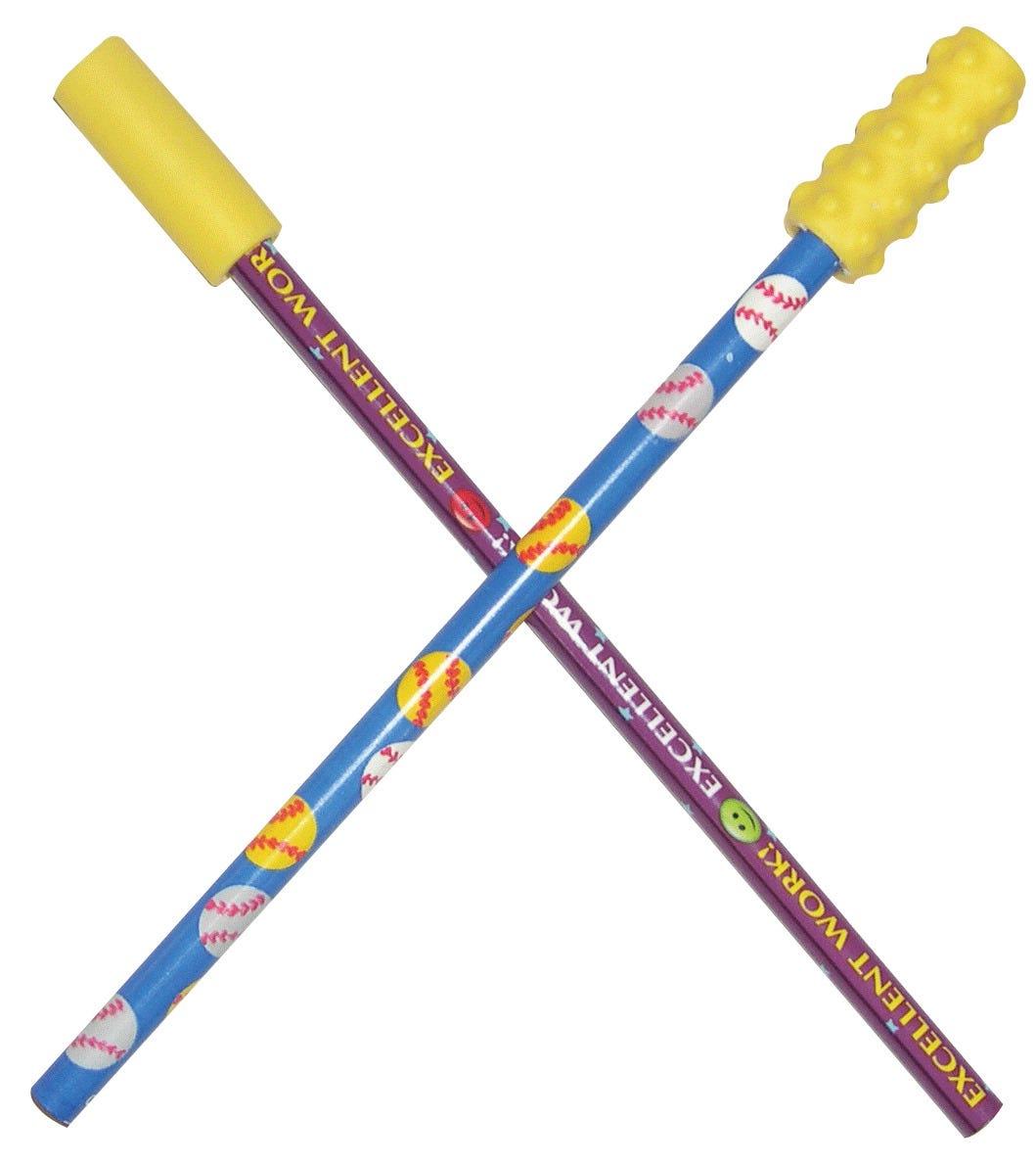 Chew Stixx Pencil Toppers