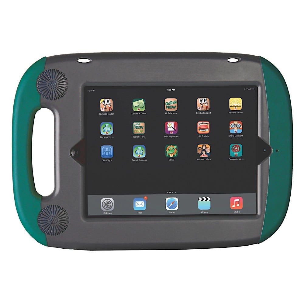 "Attainment GoNow Rugged Case for iPad Air / Air 2 / 5th Gen / 6th Gen / Pro 9.7"""