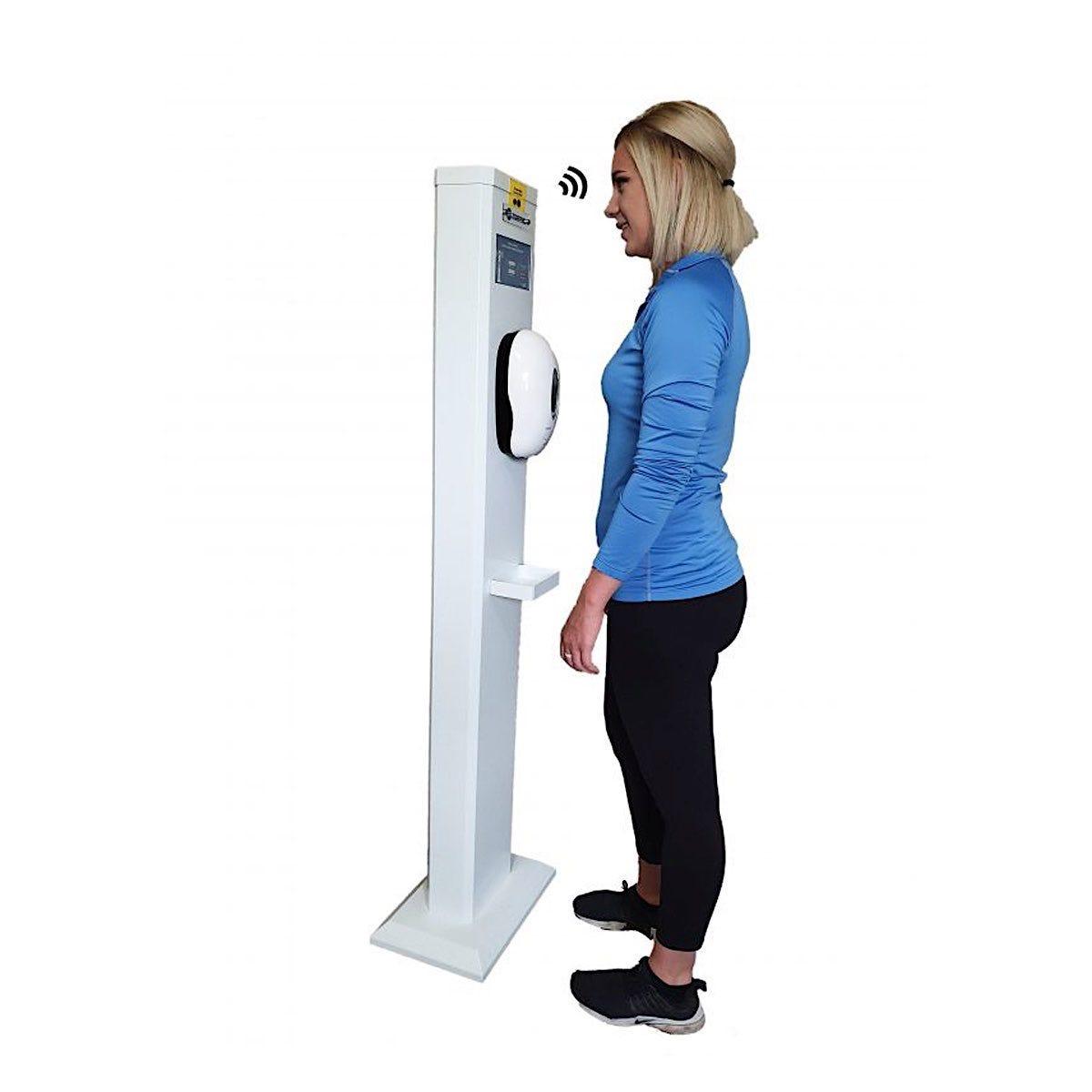 Zortemp 1000 Body Temperature Infrared Scanner