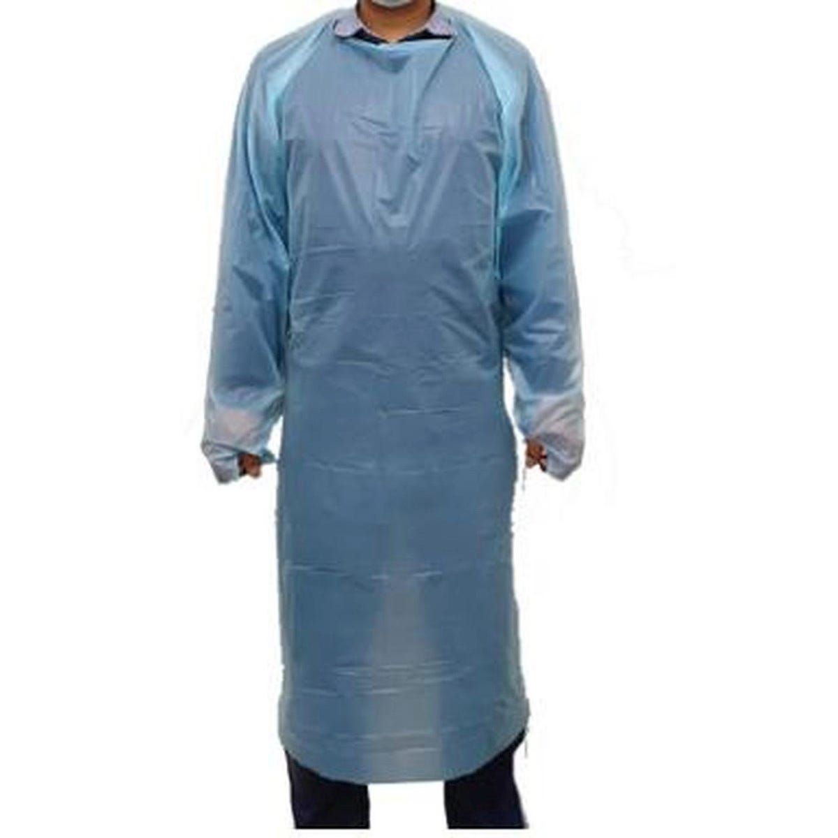 Level 1 Disposable Gown 50/Bx