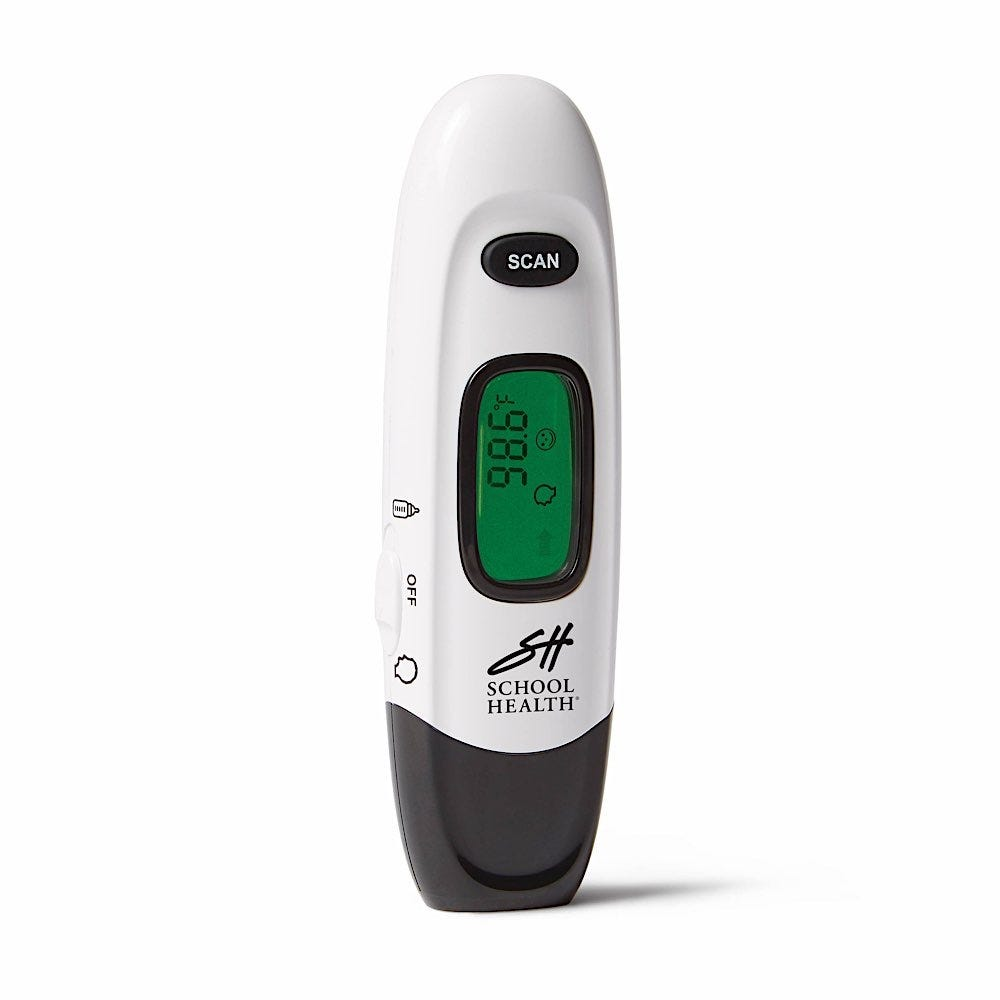 School Health No Touch Thermometer