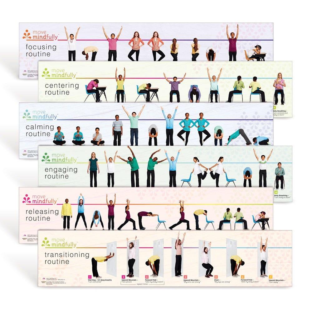 Yoga Sequence Card Starter Set