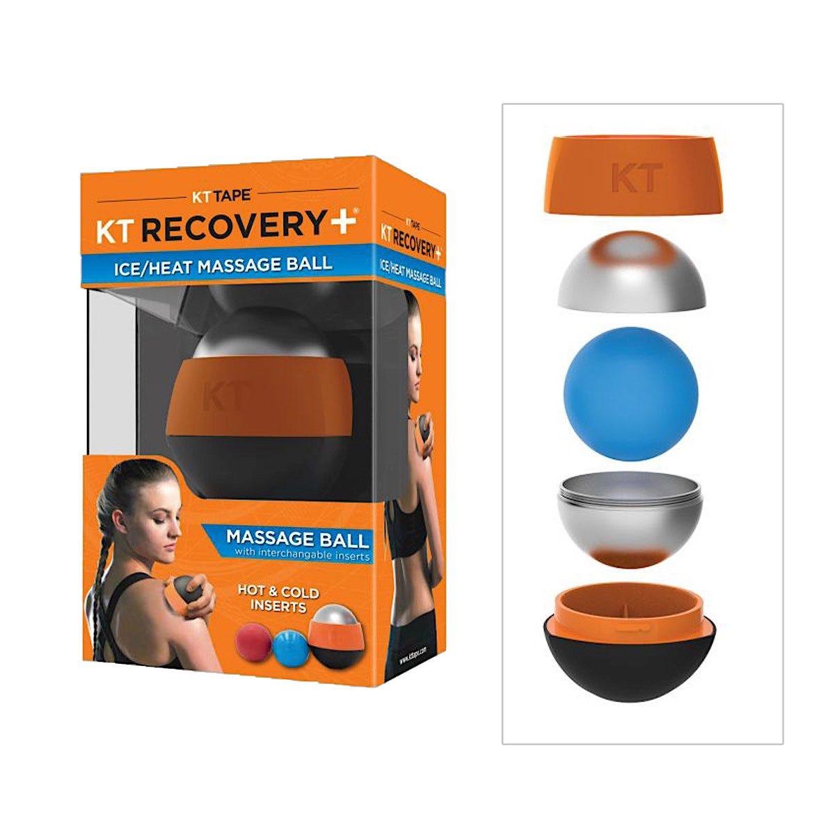 KT Recovery+ Ice/Heat Massage Ball