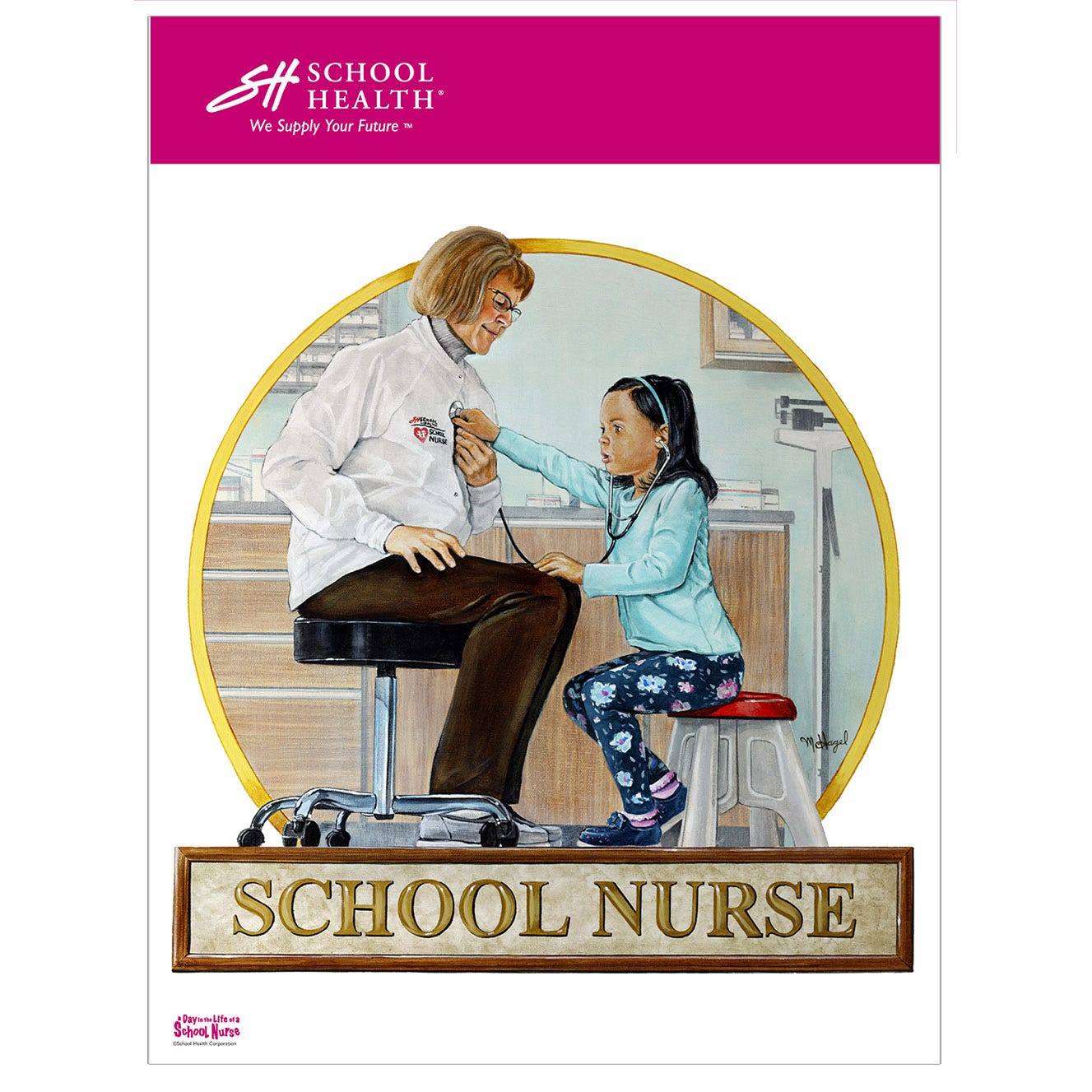 2019 Health Services Catalog Poster