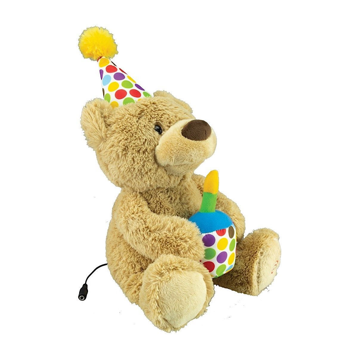 Happy Birthday Bear Switch Adapted Toy