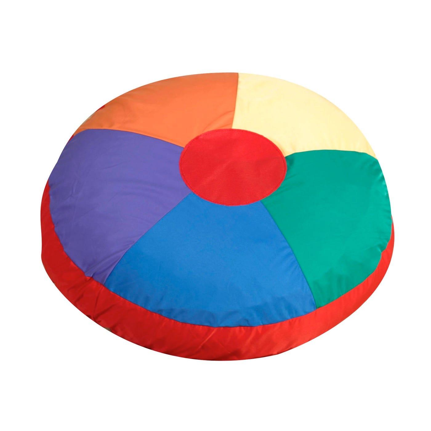 Color Wheel Floor Pillows