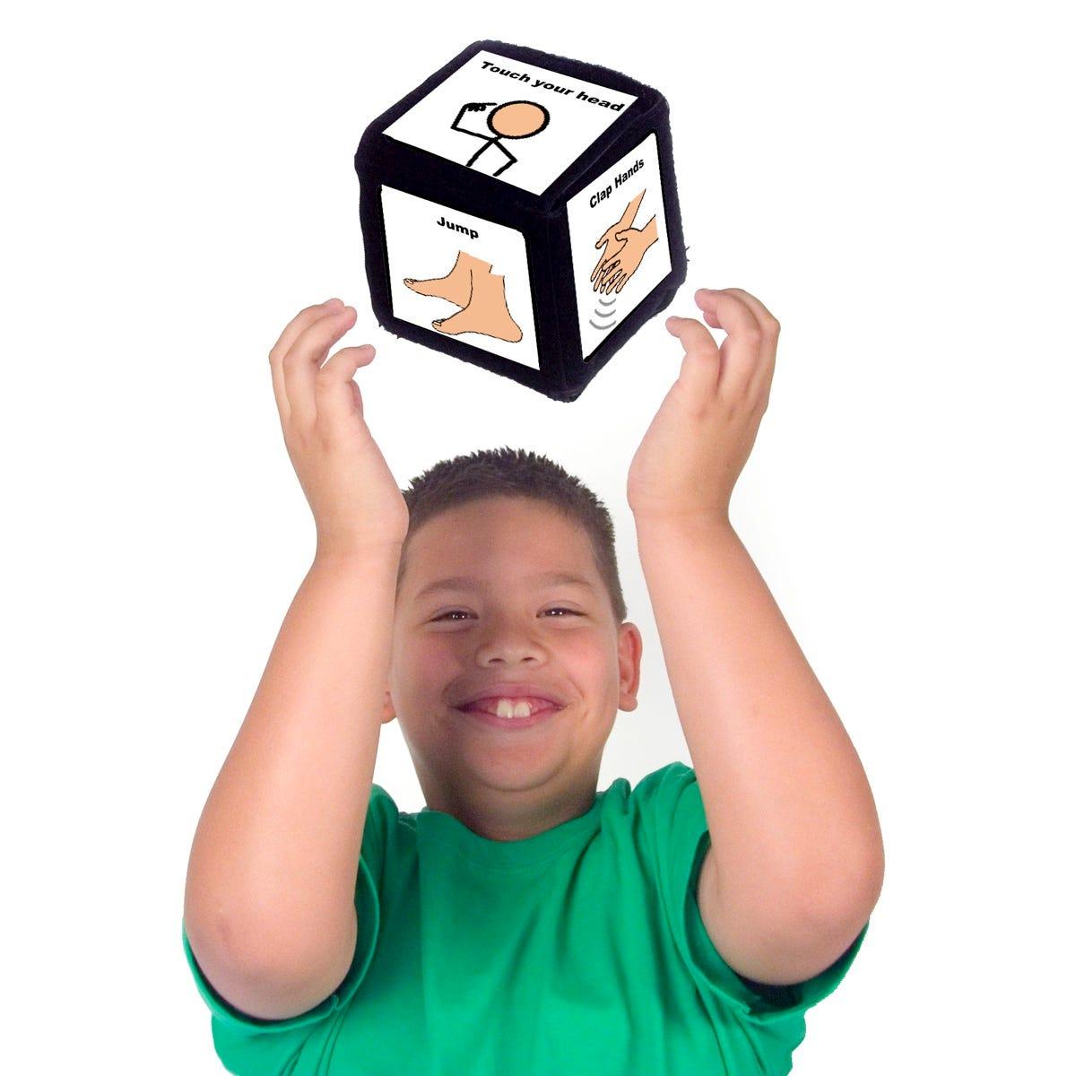 Learning Fun Cubes