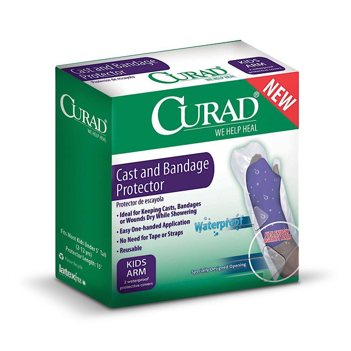Curad Arm Protector Cast, Child, 2/box