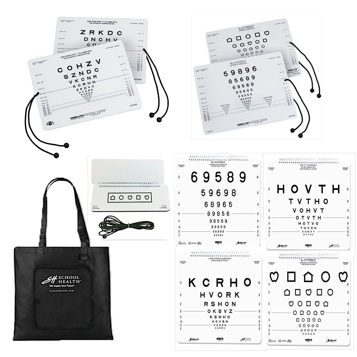 Utah State Vision Kit - Distance and Near