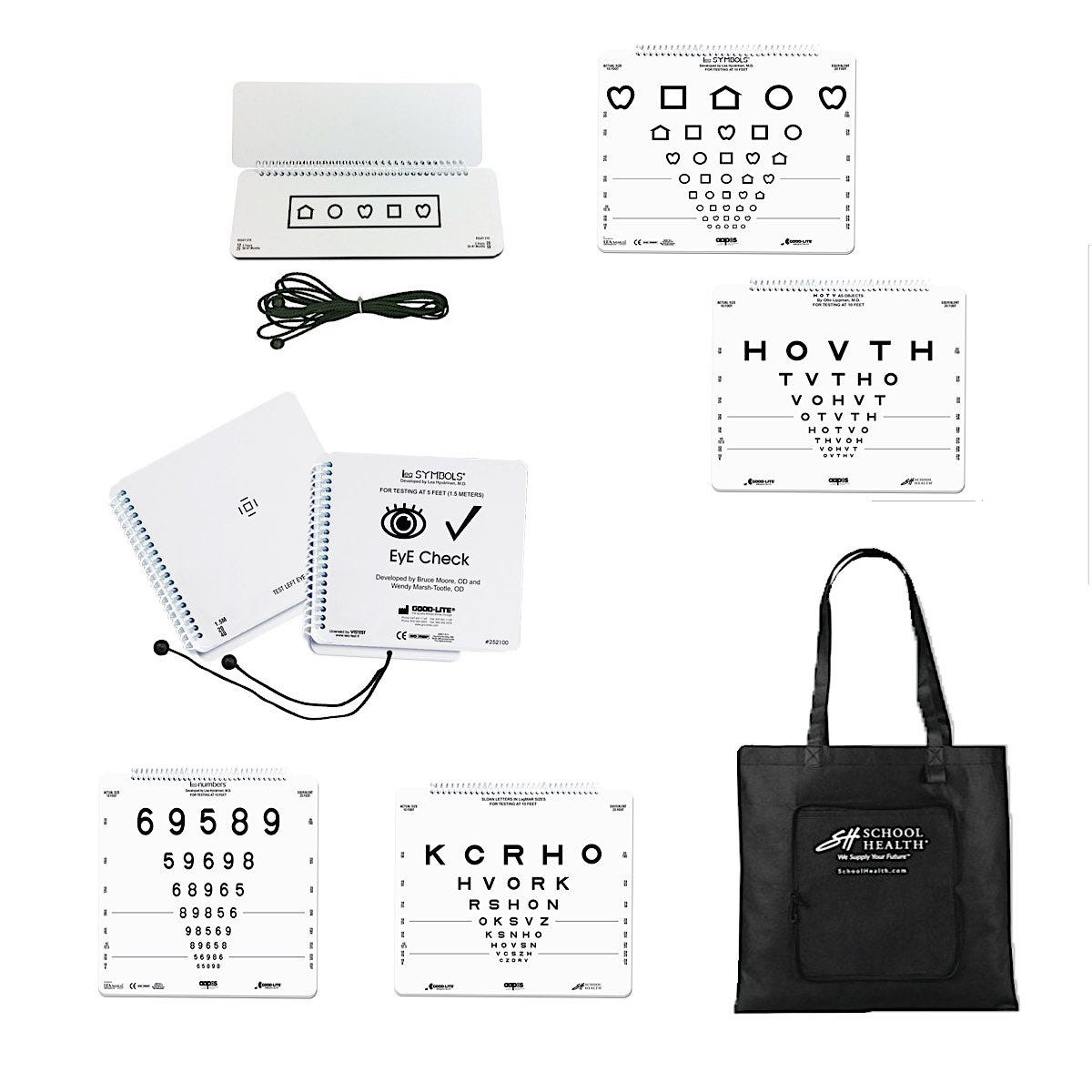 Utah State Tier 1 Distance Vision Kit