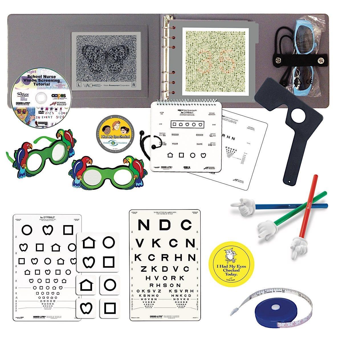 Arizona Vision Screening Kits
