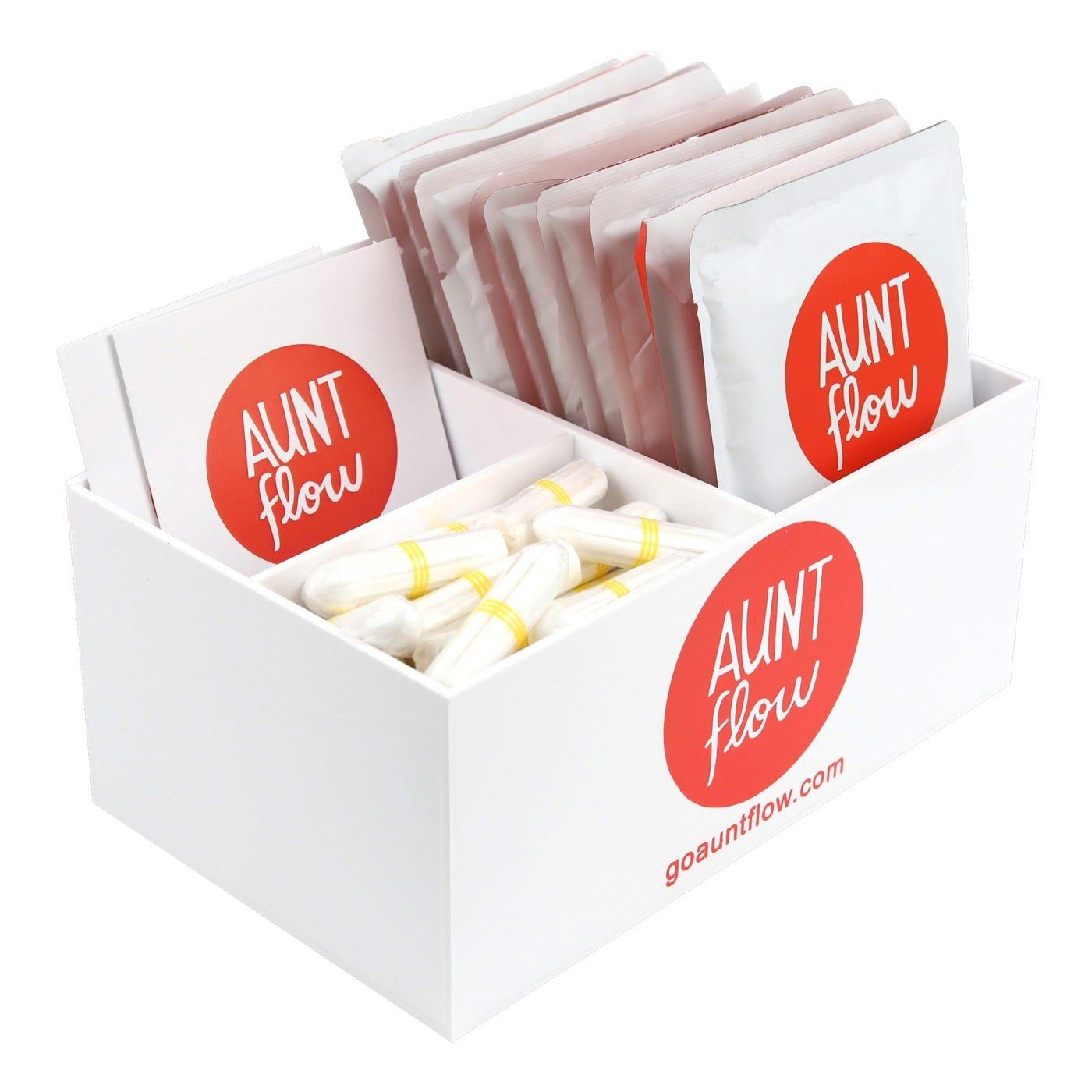 Aunt Flow Menstrual Products