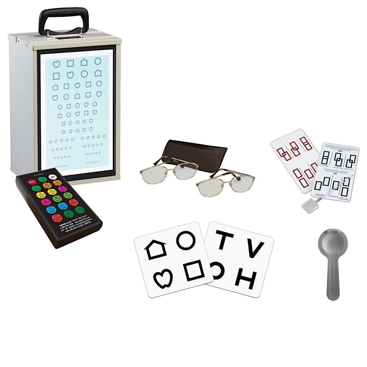 Good-Lite LED Insta-Line Quantum Vision Screener