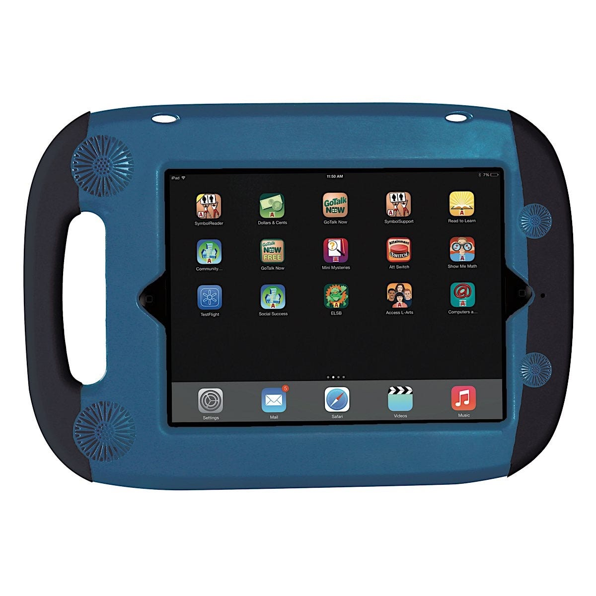 Attainment GoNow Rugged Case for iPad 10.2/10.5