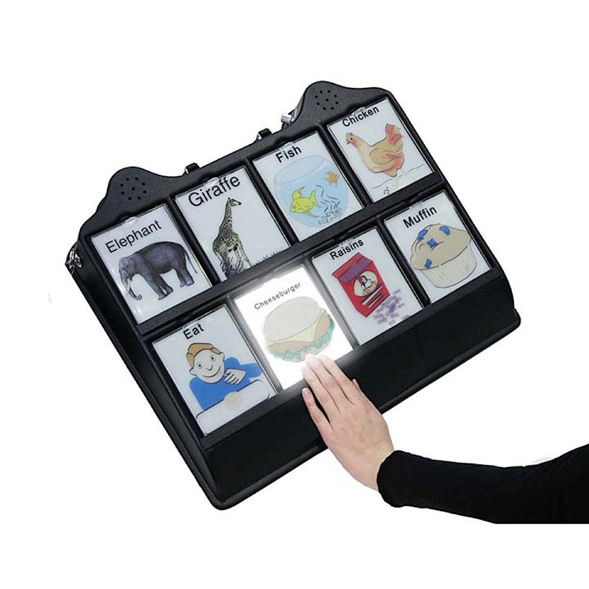 4x5 Communicator for Visually Impaired