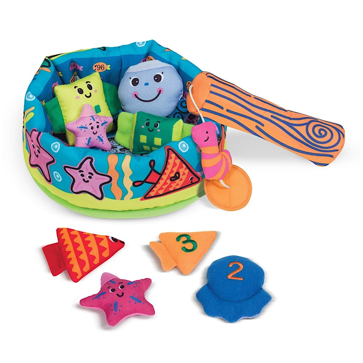 Fish and Count Game