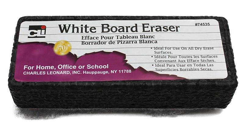 Economy Whiteboard Eraser