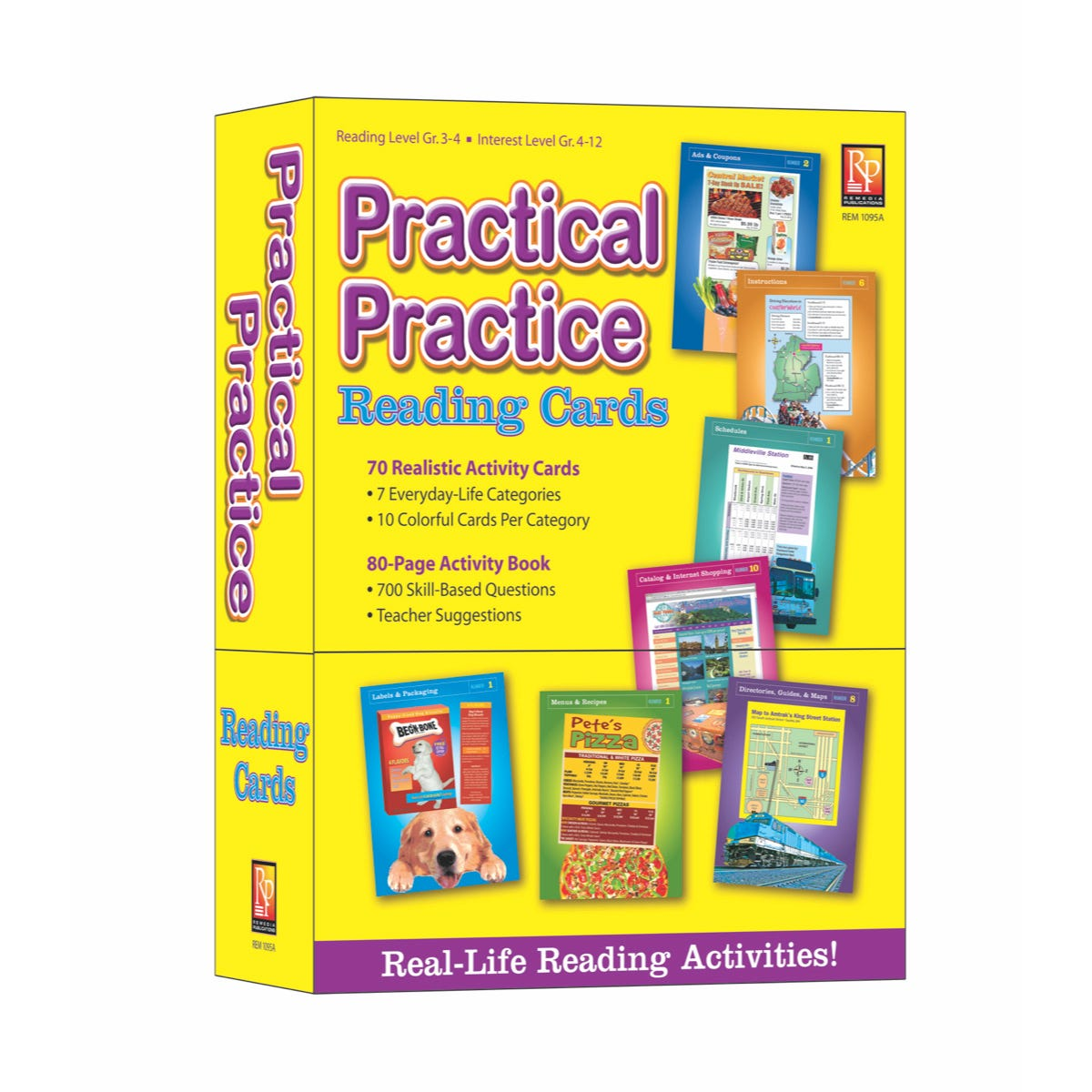 Practical Practice Reading: Life Skills