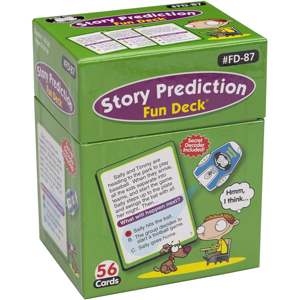 Story Prediction Fun Deck