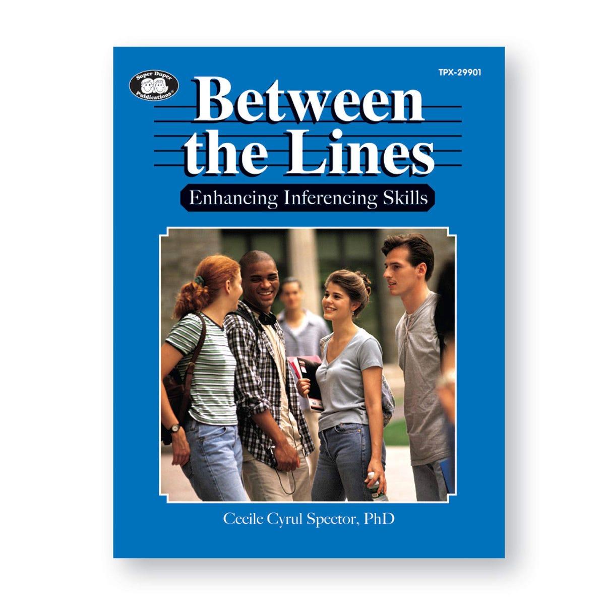 Between the Lines Enhancing Inferencing Skills Book