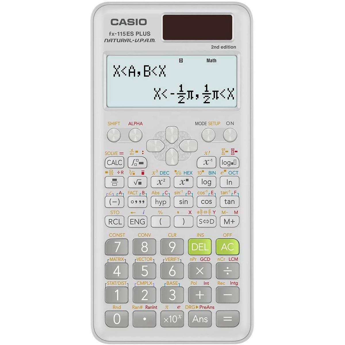 Casio FX-115ESPLUS2 Scientific Calculator