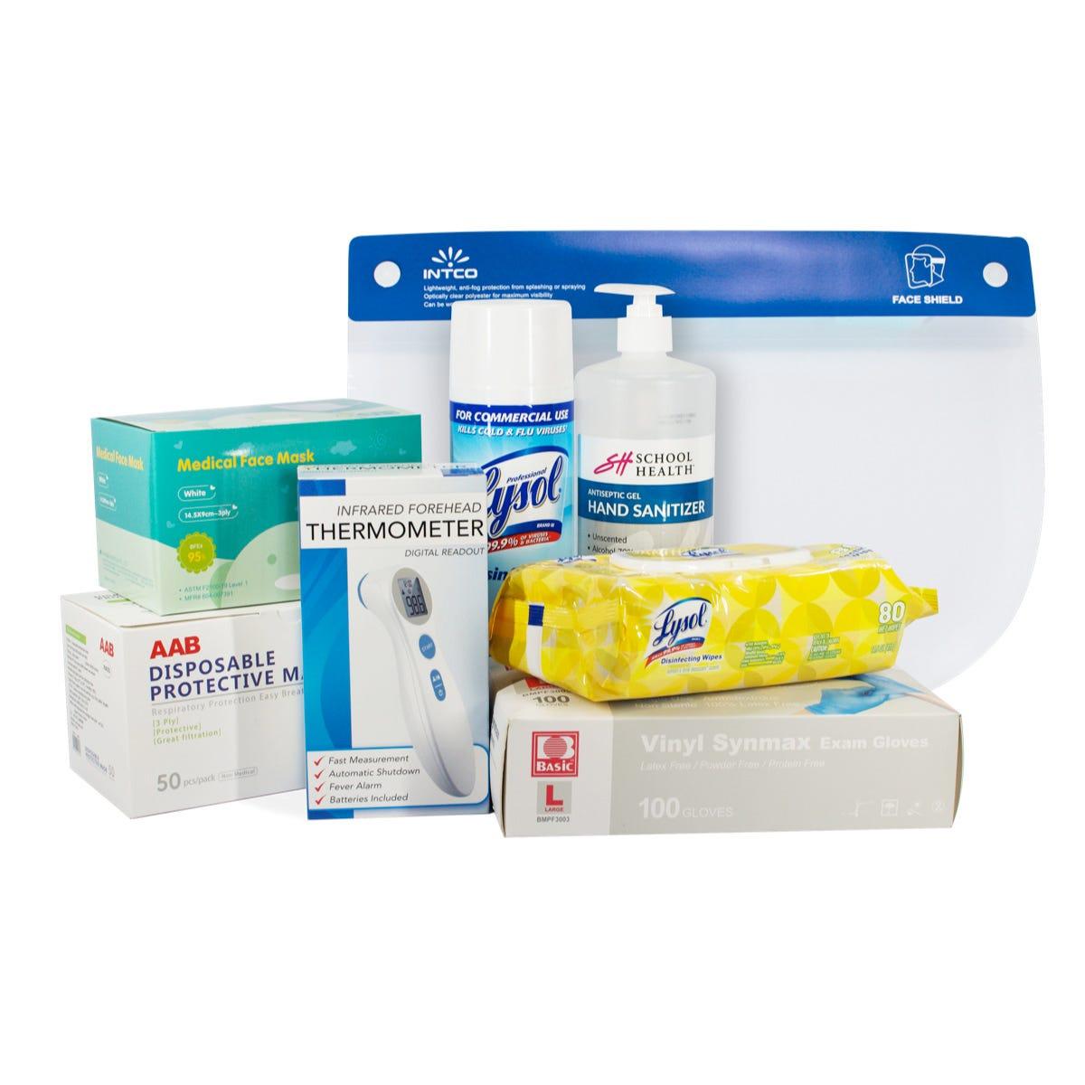 School Health Classroom Protection Kit