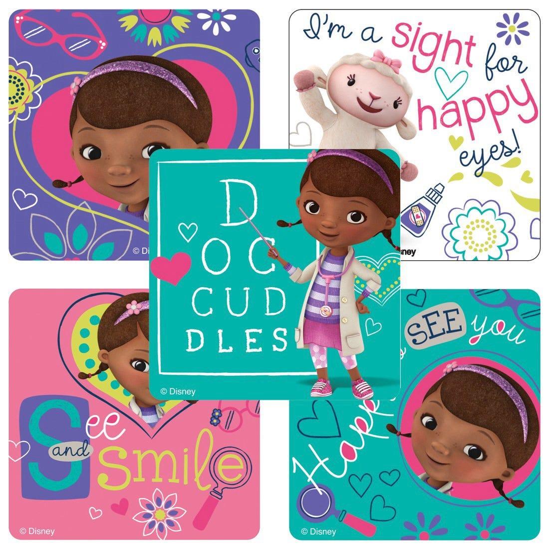 Eyecare Stickers
