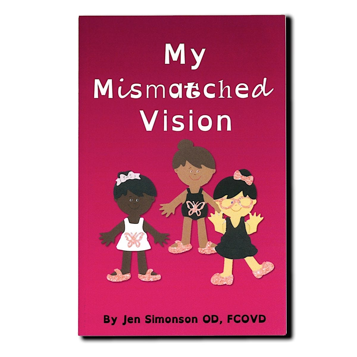 Vision Therapy Picture Books