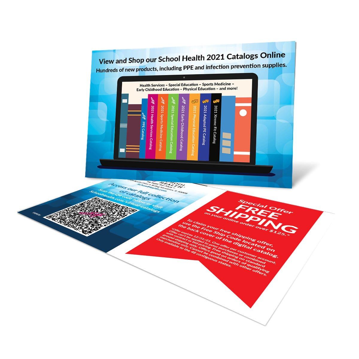 Tradeshow School Health 2021 Catalog