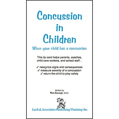 Concussion In Children