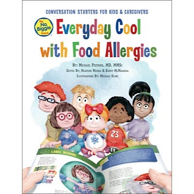 The No Biggie Bunch Everyday Cool with Food Allergies