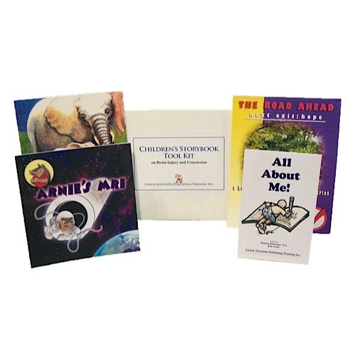 Children's Storybook Tool Kit on Brain Injury and Concussion