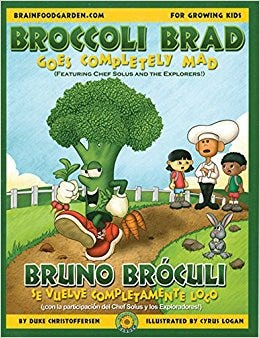 Broccoli Brad Goes Completely Mad