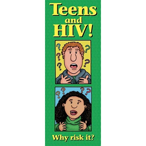 Teens and HIV Educational Pamphlets